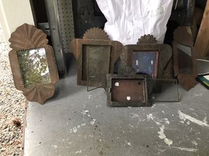 Mexican tin shadow box frames for Sale in Maple Valley, WA