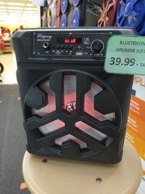 Bluetooth speaker for Sale in Houston, TX