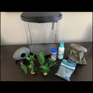 Fish Tank and Accessories for Sale in Vacaville, CA