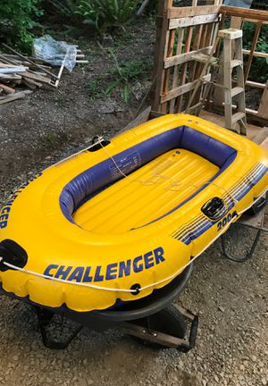Inflatable raft for Sale in Gig Harbor, WA