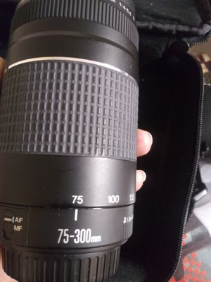 Canon lente for Sale in Reading, PA