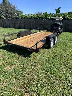 16x7 trailer for Sale in Davie, FL