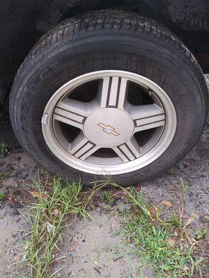 S10 rims 5 in all for Sale in Lakeland, FL