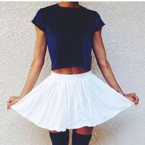 Brandy Melville white skirt for Sale in Irvine, CA