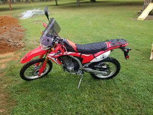 2017 Honda crf250l for Sale in Houston, MS