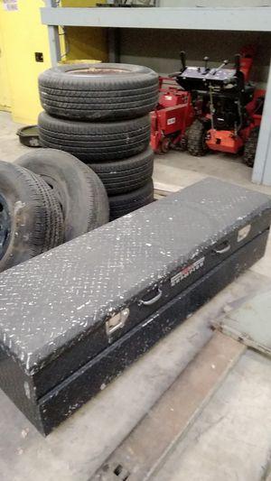 Delta Champion large black tool box for Sale in Naperville, IL
