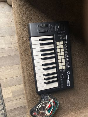 Novation Beat Maker With a keyboard for Sale in Decatur, GA