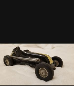 👀🙋♂️ VINTAGE 1950's ROY COX ~ THIMBLE DROME ~ WINDUP RACER. EXTREMELY RARE! GREAT OVERALL CONDITION! asking $150.00 for Sale in Bakersfield, CA