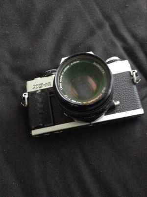 Minolta xgm camera for Sale in Camp Springs, MD