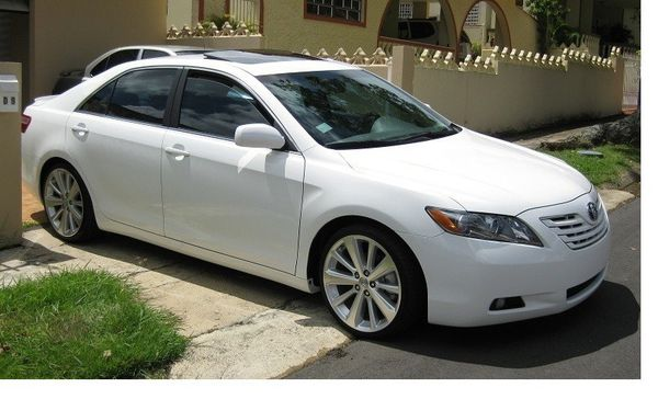 2008 Camry Toyota LE