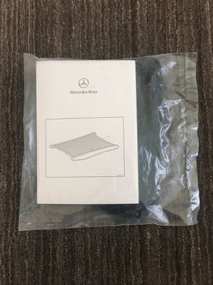 Original Mercedes Benz Luggage Net {contact info removed} NEW for Sale in Los Angeles, CA