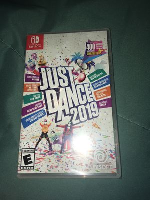 Just dance 2019 for Nintendo switch for Sale in Reading, PA