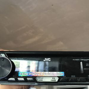 Jvc Stereo for Sale in Bakersfield, CA