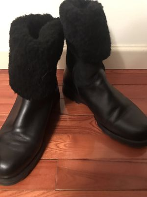 La Canadienne woman's boots size ten retails for $450 for Sale, used for sale  East Windsor, NJ
