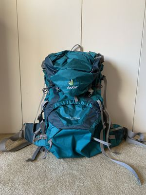 Dueter Women's Aircontact 45+10 SL Backpack for Sale in Silver Spring, MD
