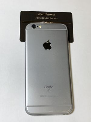 Unlocked iPhone 6S 64GB Space Grey for Sale in San Jose, CA