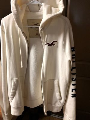 Hollister zip-up hoodie (Size XL) for Sale in Los Angeles, CA