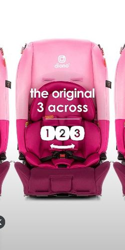 Diono Radian 3RX All-in-One Convertible Car Seats, Pink for Sale in Torrance,  CA