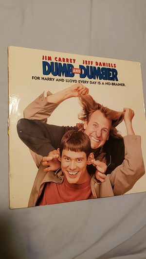 Dumb and Dumber for Sale in Tacoma, WA