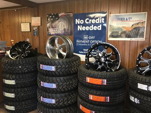 TIRES AND RIMS for Sale in OH, US