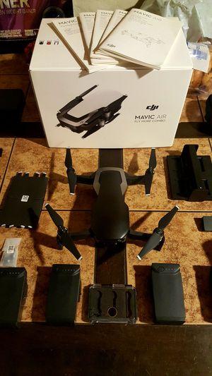 Dji Mavic Air 5 Battery Flymore Bundle 😲🤓 for Sale in Los Angeles, CA