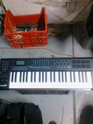 M-audio Axiom 49 Keyboard/music maker for Sale in Las Vegas, NV