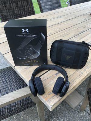 Project Rock Headphones for Sale in Sumner, WA