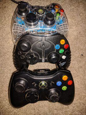 Xbox 360 controllers for Sale in Stockton, CA