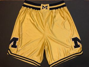 VINTAGE 90'S FAB 5 FIVE NIKE MICHIGAN WOLVERINES BASKETBALL SHORTS USA L for Sale for sale  Long Beach, CA