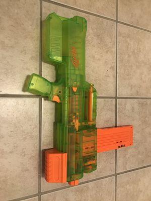 GREEN NERF GUN for Sale in Norcross, GA