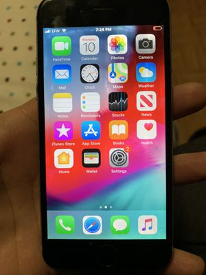 Factory unlocked Verizon iPhone 6 64GB for Sale in Chicago, IL