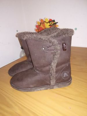 Girls Airwalk Boots sz 3 1/2 for Sale in Sugar Creek, MO