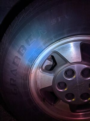 4 tires /rims for Sale in Baltimore, MD