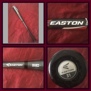 """Easton Baseball Bay .50 S200 2 5/8 diameter 31"""" 28"""". Used a few times. for Sale, used for sale  Princeton, NJ"""