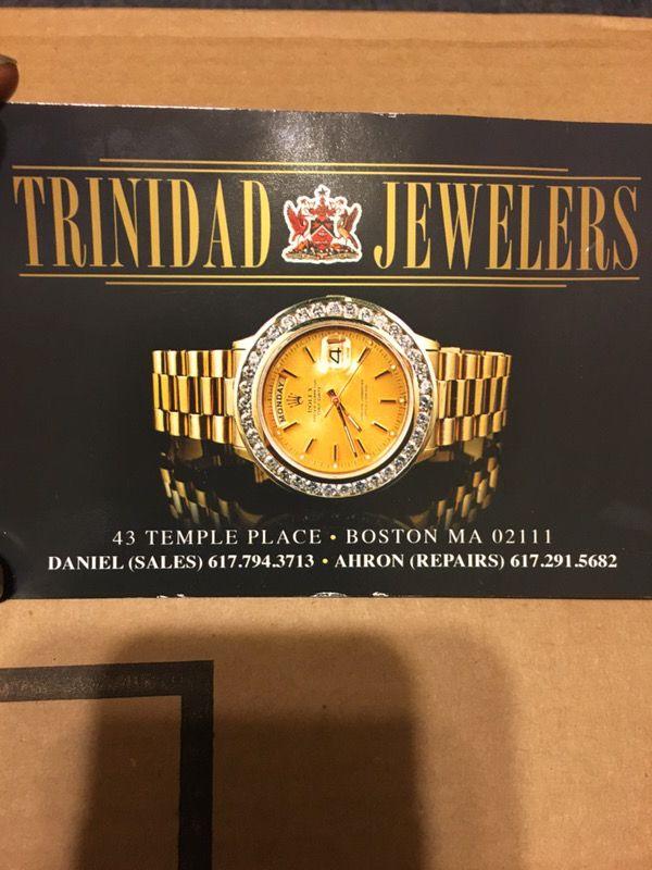 Jewelry repair and custom made