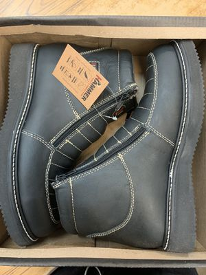 Hammer Work Boots Size 9.5 for Sale in Downey, CA