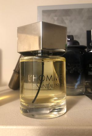 3.3oz YSL L'homme men's cologne/fragrance for Sale in Kent, WA