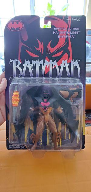 1995 Kenner Batman Special Edition Knightquest Batman Action Figure for Sale in Las Vegas, NV