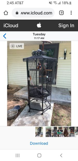 800$ bird cage only 200 for Sale in House Springs, MO