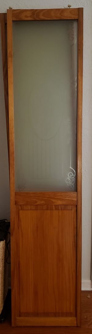 Wood and Glass Bifold Doors for Sale in NO FORT MYERS, FL