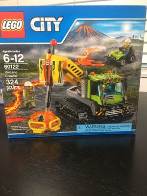 LEGO Volcano Crawler City Set for Sale in Downey, CA