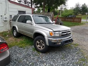 2000 4runner sr5 4x4 O.B.O. for Sale in Rockville, MD