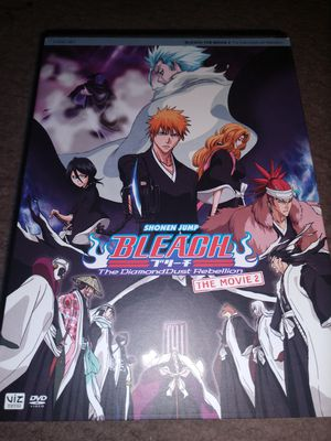 5 Anime DVD Movies for Sale in Victorville, CA