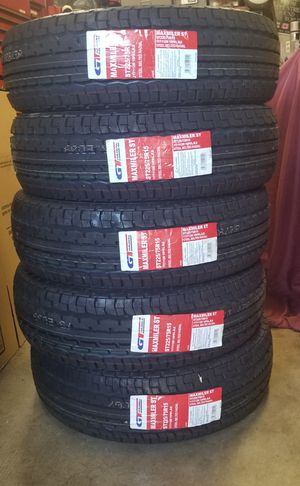 Brand New Tires for Trailer for Sale in Etiwanda, CA
