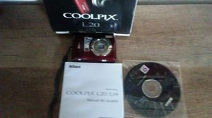 Coolpix camera for Sale in Pleasant Hill, IA