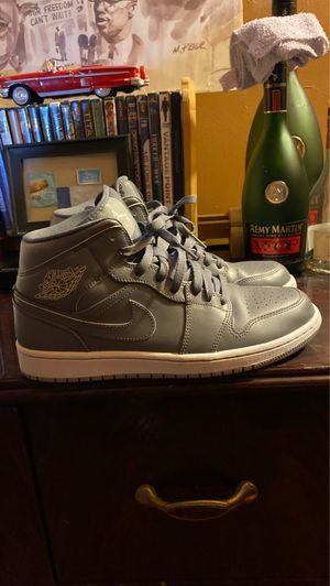 Cool grey Jordan 1's for Sale in ARSENAL, PA