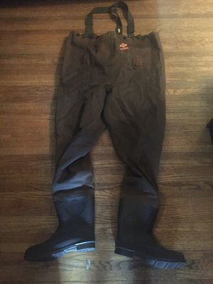 Red Ball Fishing Waders Mens Large for Sale in Nashville, TN