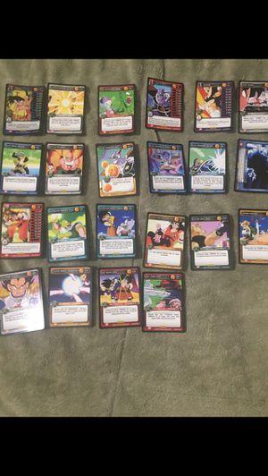 Dragon ball z cards for Sale in Tustin, CA