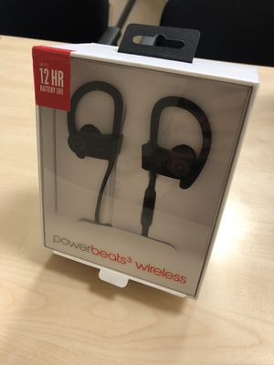 Powerbeats 3 wireless headphones. Like new! for Sale in Bothell, WA