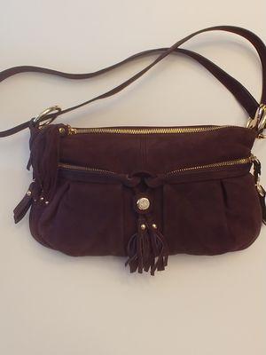 B MAKOWSKY Hardware Handbag Fringe Purse for Sale in Albuquerque, NM